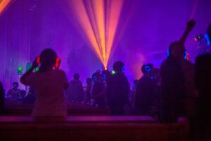 Kopfhörerevents mit DJ Faith